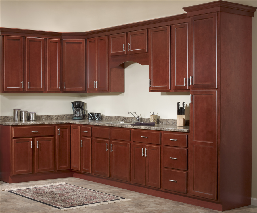 Cherry Wood Cabinets Kitchen Ideas