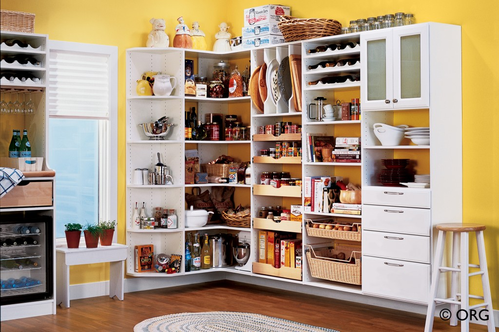 Pantry Kitchen Storage Cabinets