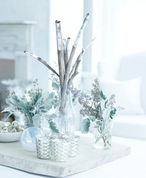 Beautiful Christmas Centerpieces