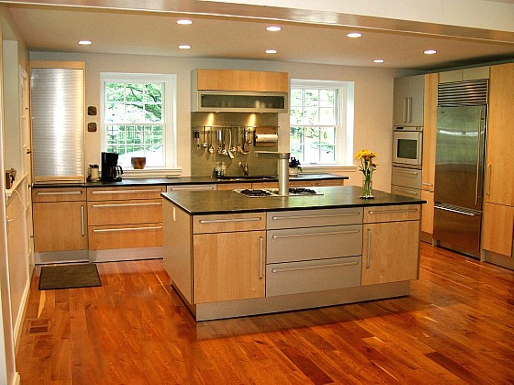 Apply the kitchen with the most popular kitchen colors for Popular kitchen designs