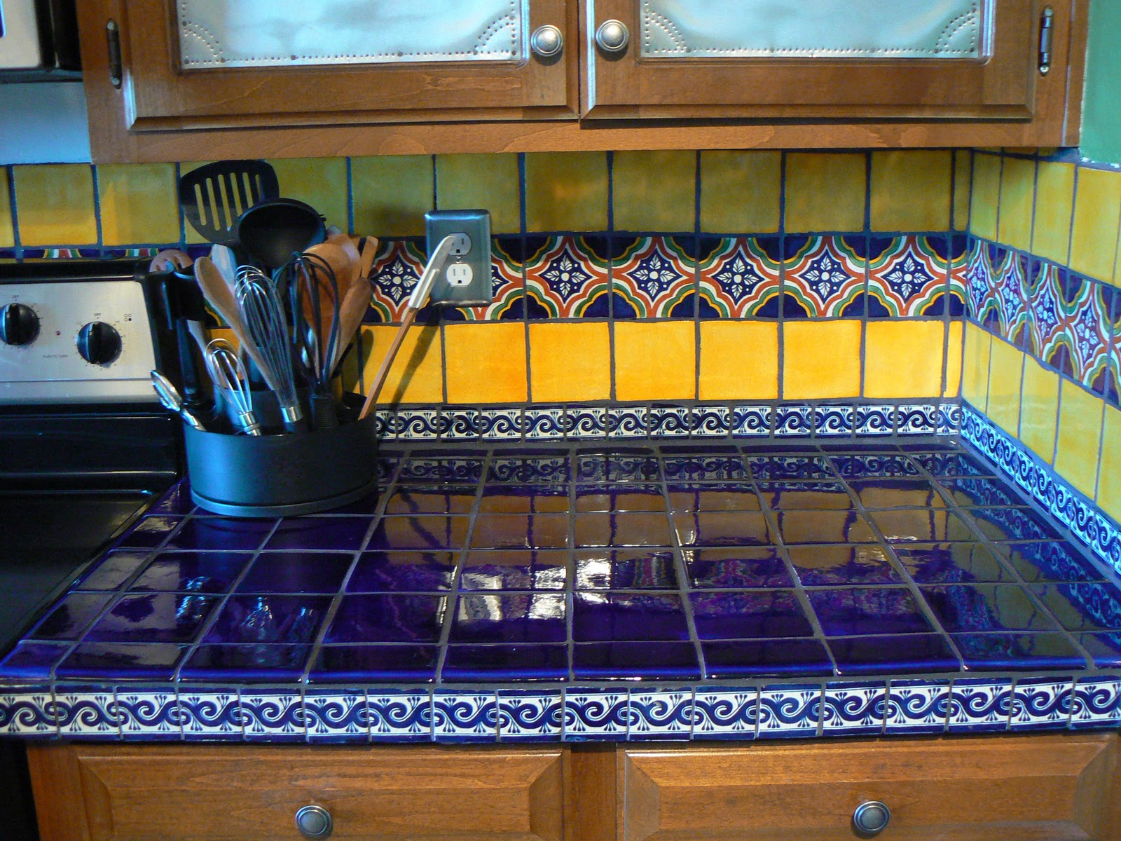 Creative Traditional Mexican Kitchen Decoration Ideas
