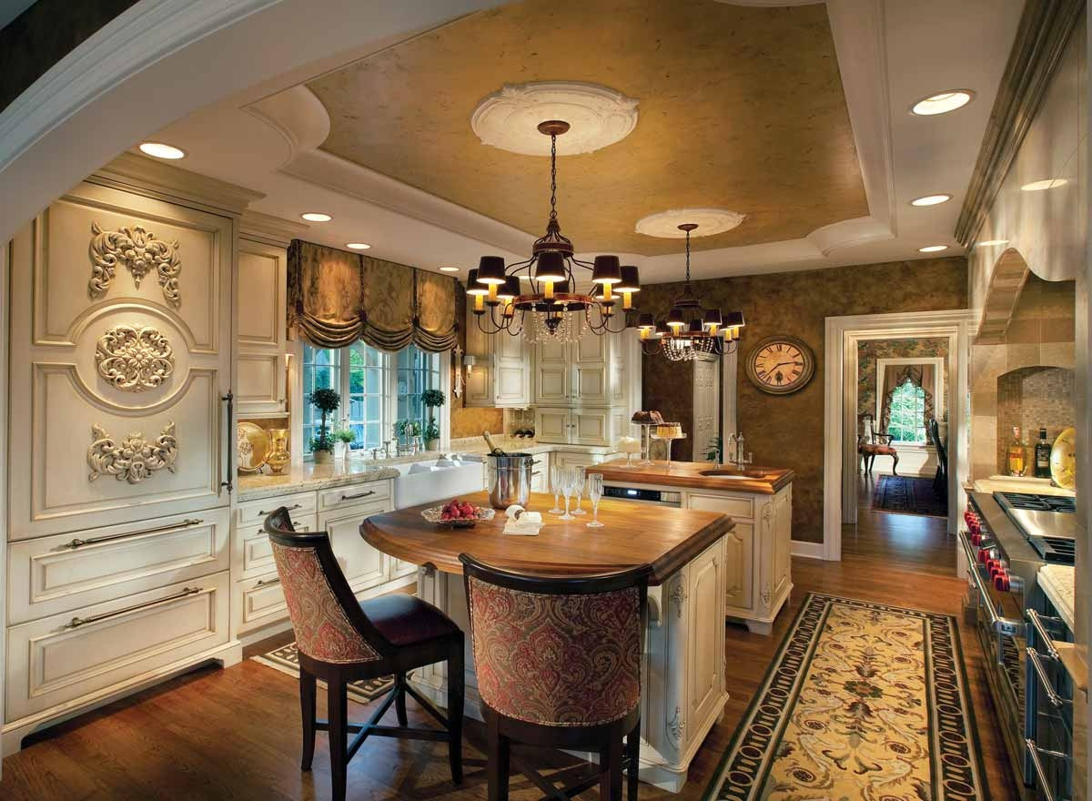 Millennium luxury kitchen design ideas with modern for Kitchen design idea