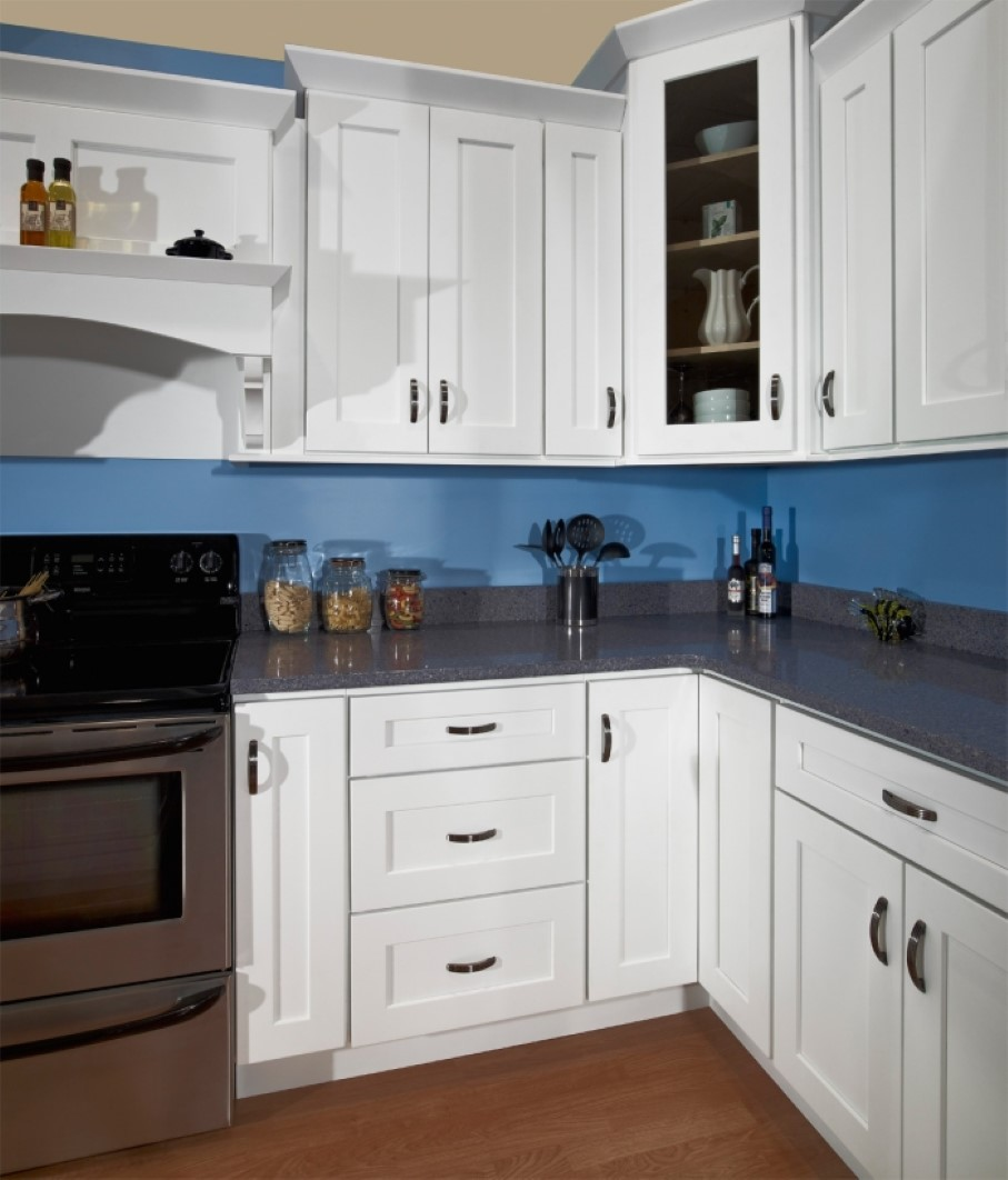 Timeless shaker style kitchen cabinets for your renovation for My kitchen design style