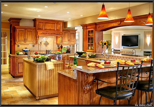 Choose the best country kitchen design ideas 2014 my for Popular kitchen designs
